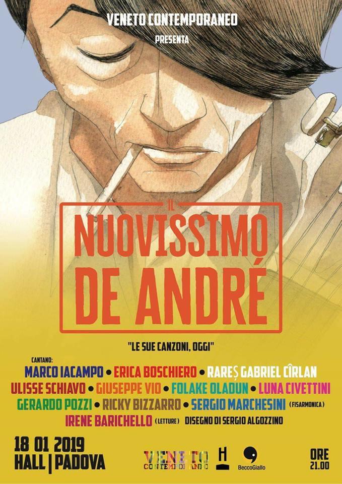 De Andrè Padova 18.1.19