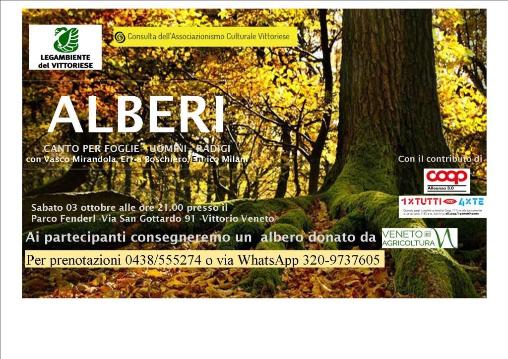 Alberi Vittorio 3.10.2020